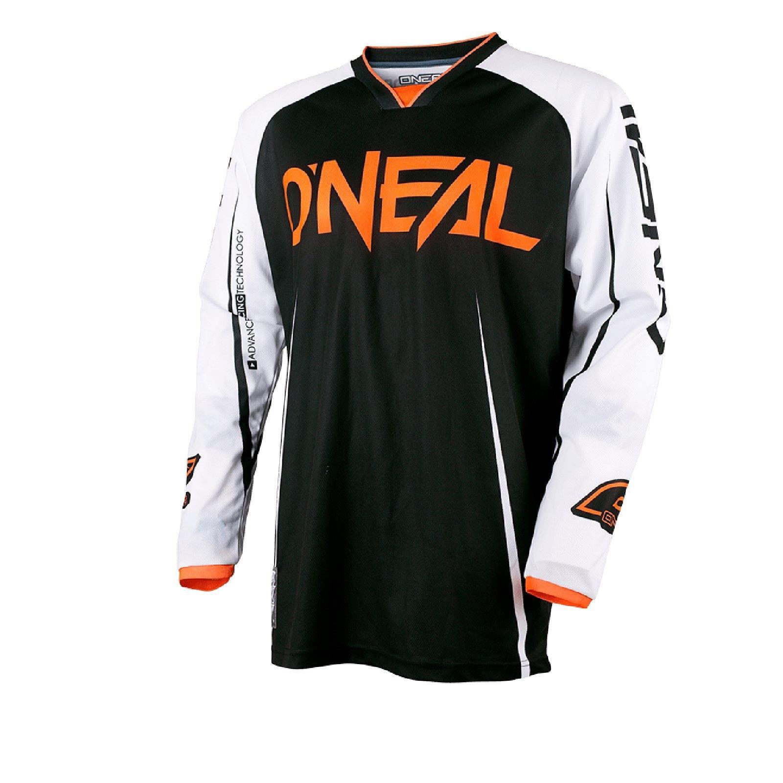 O-039-neal-Mayhem-Lite-Jersey-pantalones-combo-bloqueador-motocross-MX-quad-todoterreno-MTB-DH miniatura 3
