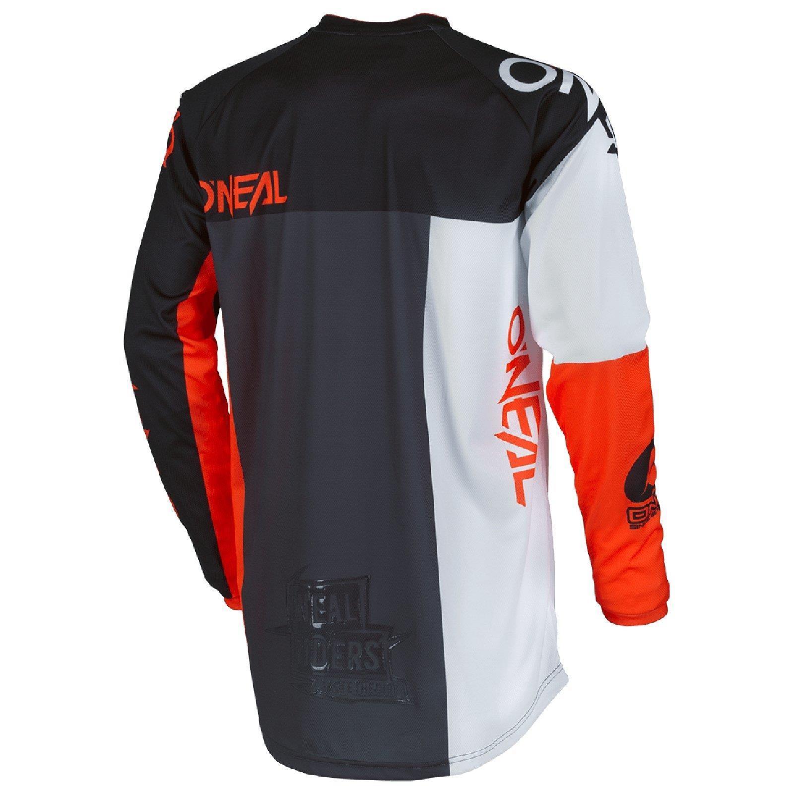 O-039-Neal-elemento-Mayhem-JERSEY-Racewear-Motocross-Maglia-MX-DH-FR-MTB-MOUNTAIN-BIKE miniatura 100