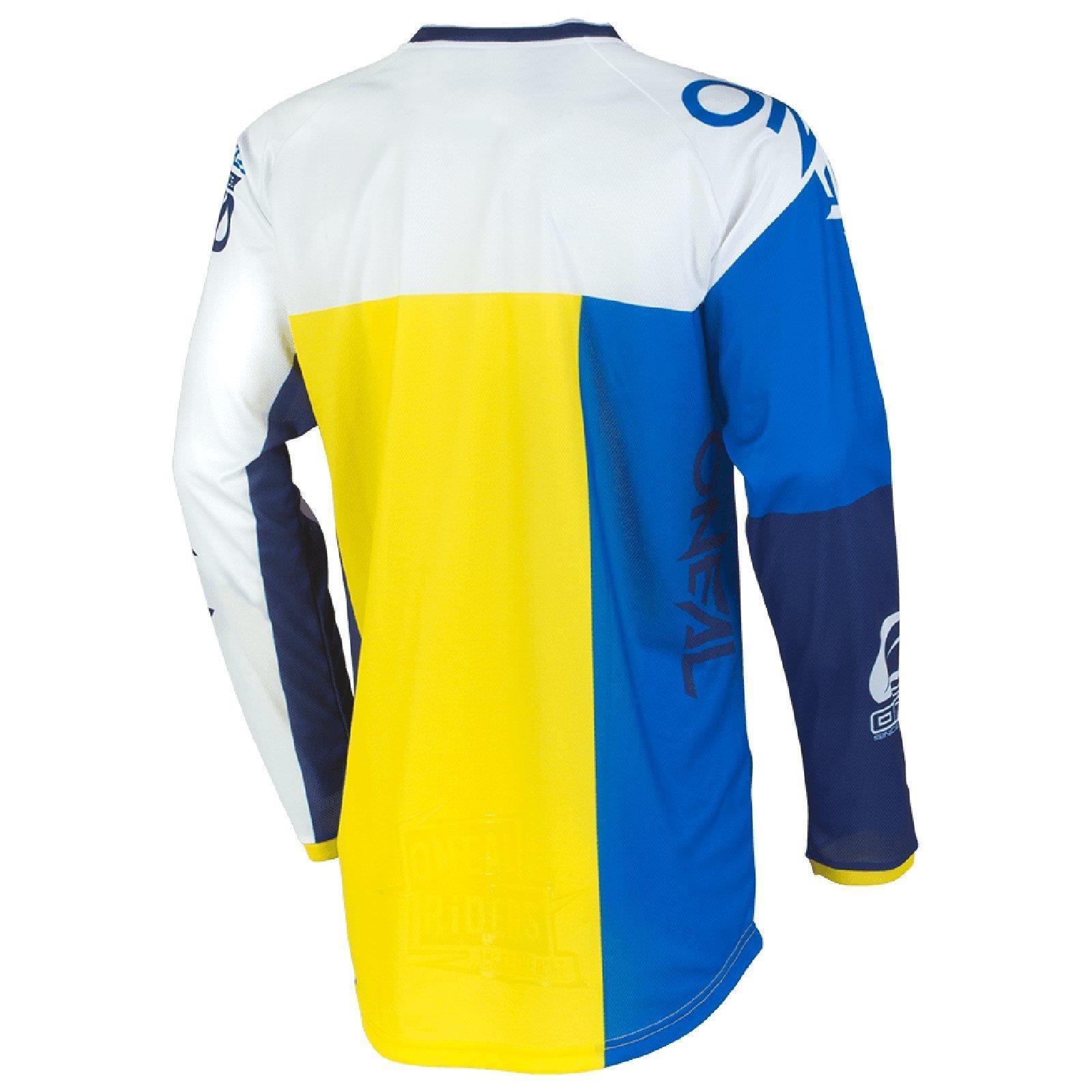 O-039-Neal-elemento-Mayhem-JERSEY-Racewear-Motocross-Maglia-MX-DH-FR-MTB-MOUNTAIN-BIKE miniatura 94