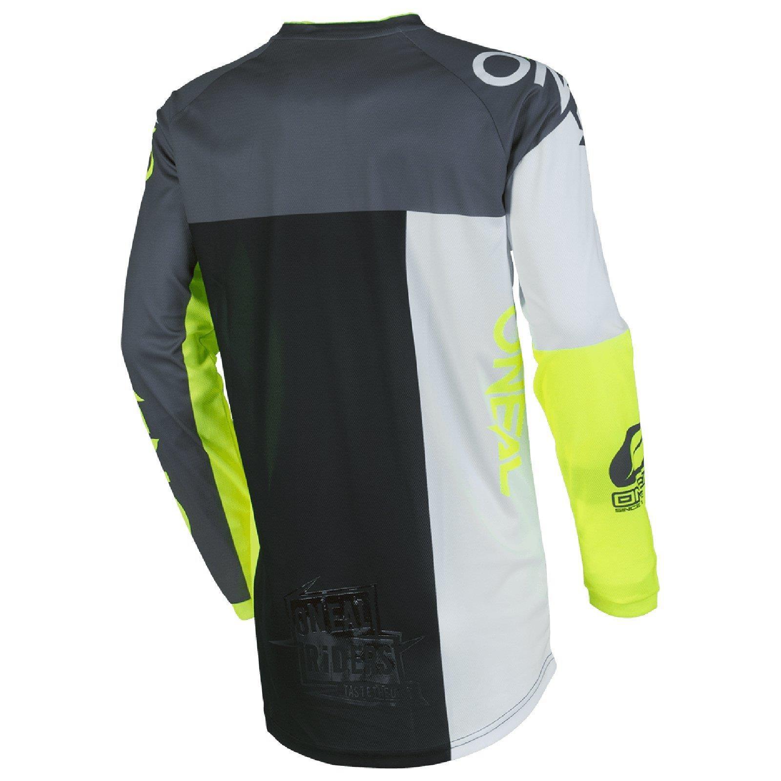 O-039-Neal-elemento-Mayhem-JERSEY-Racewear-Motocross-Maglia-MX-DH-FR-MTB-MOUNTAIN-BIKE miniatura 98