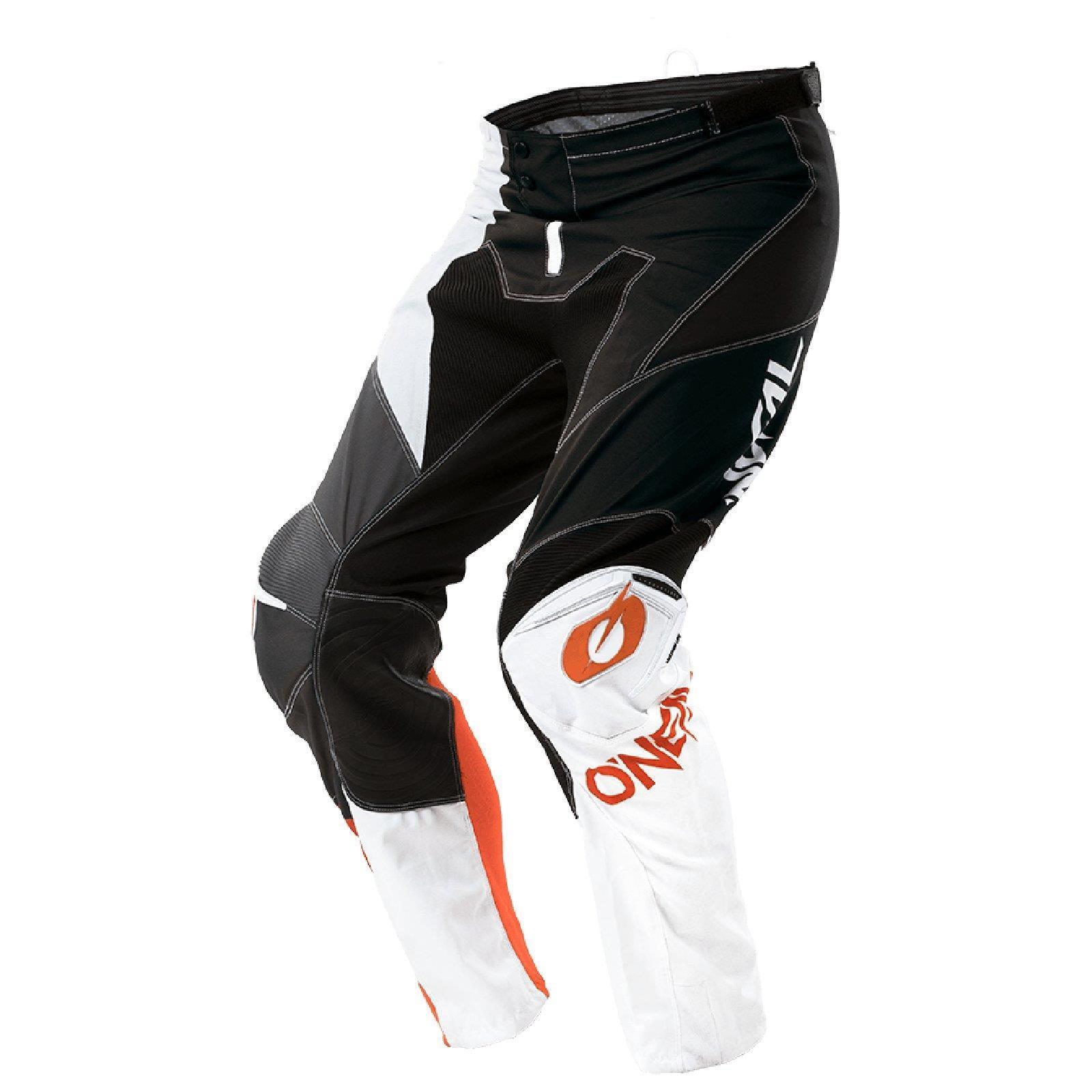 Bicicleta-de-montana-Enduro-MTB-downhill-pantalones-los-pantalones-oNeal-mayhem-que-Lite-split-Moto miniatura 12