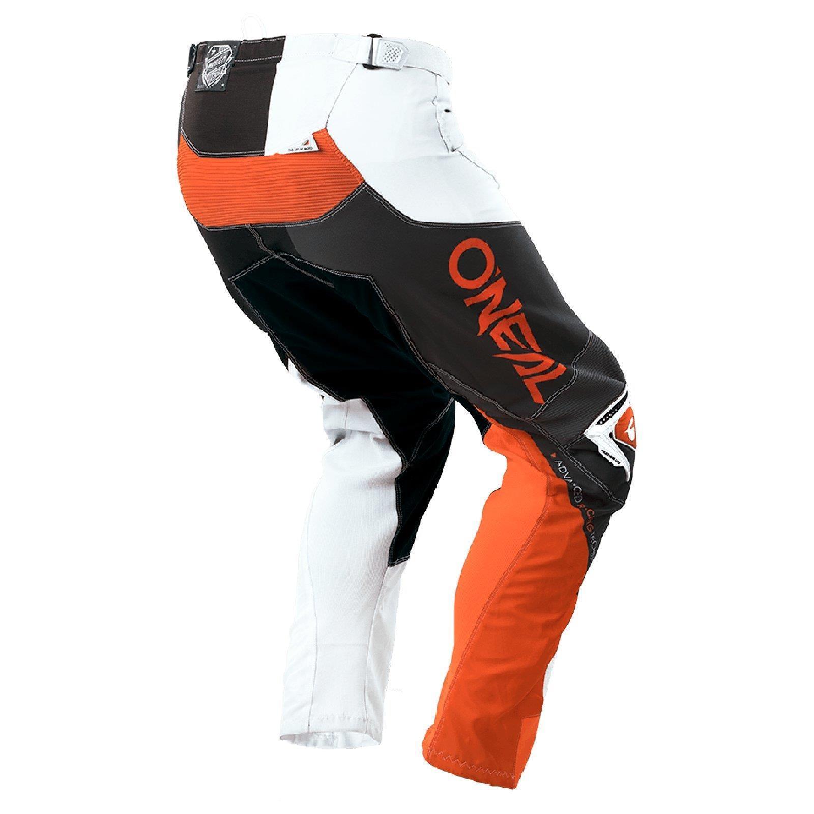 Bicicleta-de-montana-Enduro-MTB-downhill-pantalones-los-pantalones-oNeal-mayhem-que-Lite-split-Moto miniatura 13