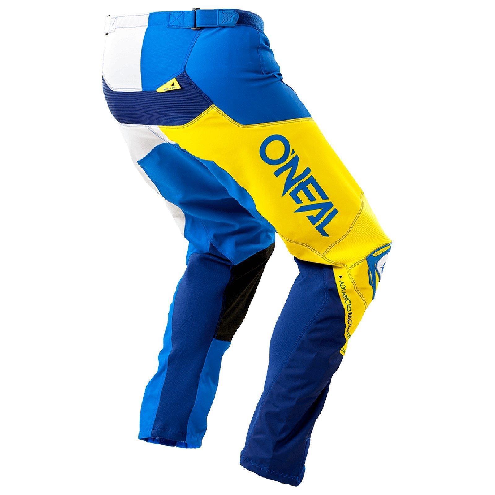 O-039-Neal-elemento-Mayhem-Hardwear-Pants-Pantaloni-MX-MOTO-CROSS-ENDURO-OFFROAD-Pelle miniatura 62