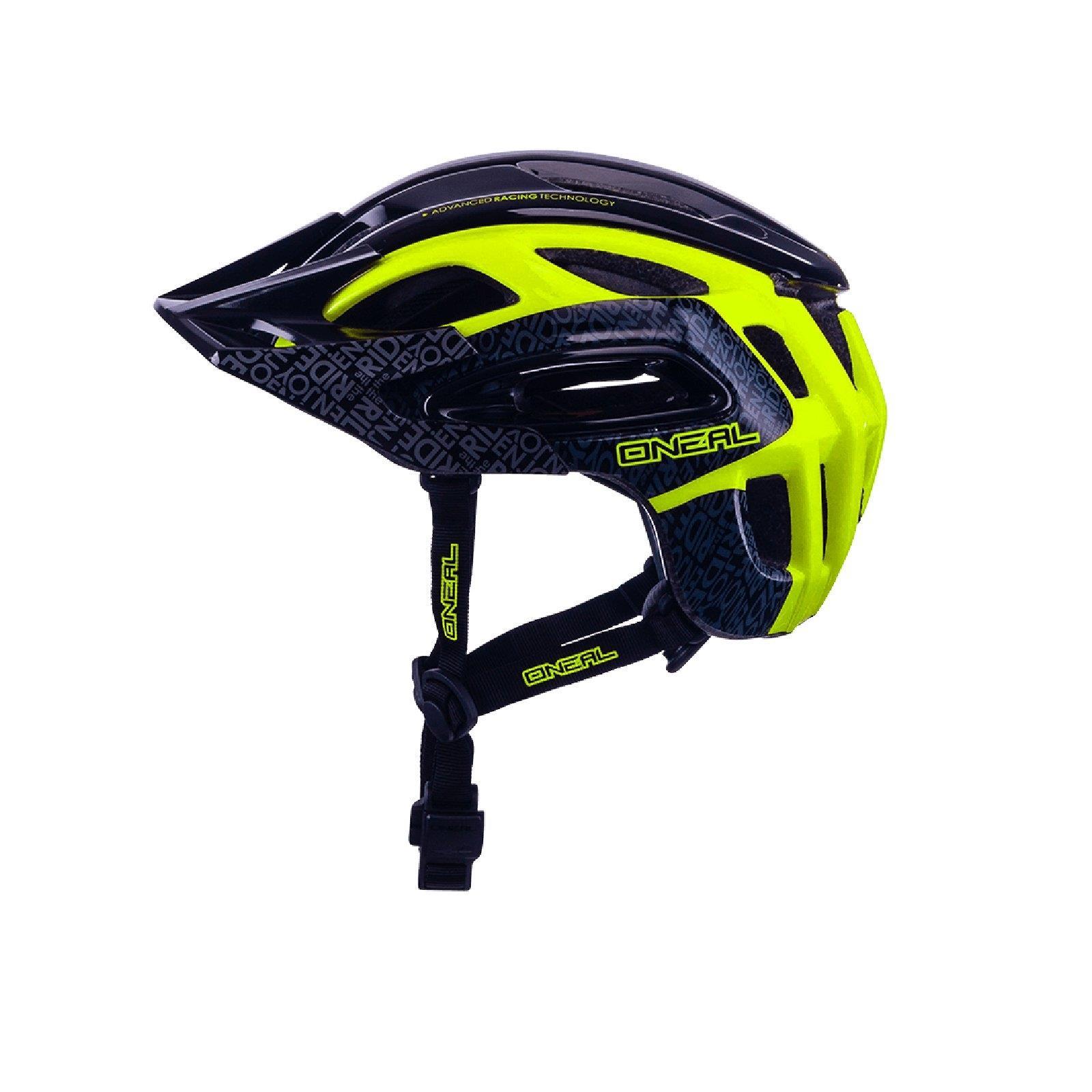 oneal orbiter ii fahrrad helm schwarz gelb mtb all. Black Bedroom Furniture Sets. Home Design Ideas