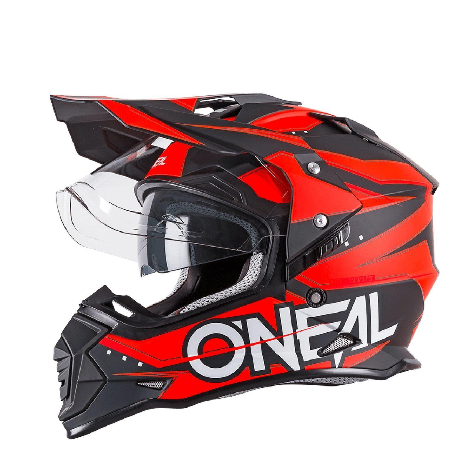 o 39 neal sierra ii helmet slingshot motorcycle motocross mx enduro quad offroad cross ebay. Black Bedroom Furniture Sets. Home Design Ideas