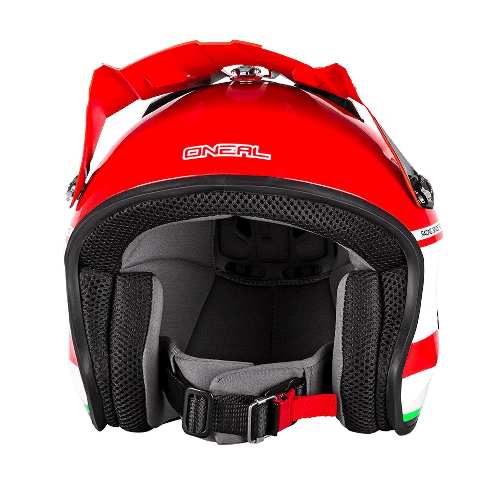 o 39 neal slat trial motorrad roller jet helm scooter mofa. Black Bedroom Furniture Sets. Home Design Ideas
