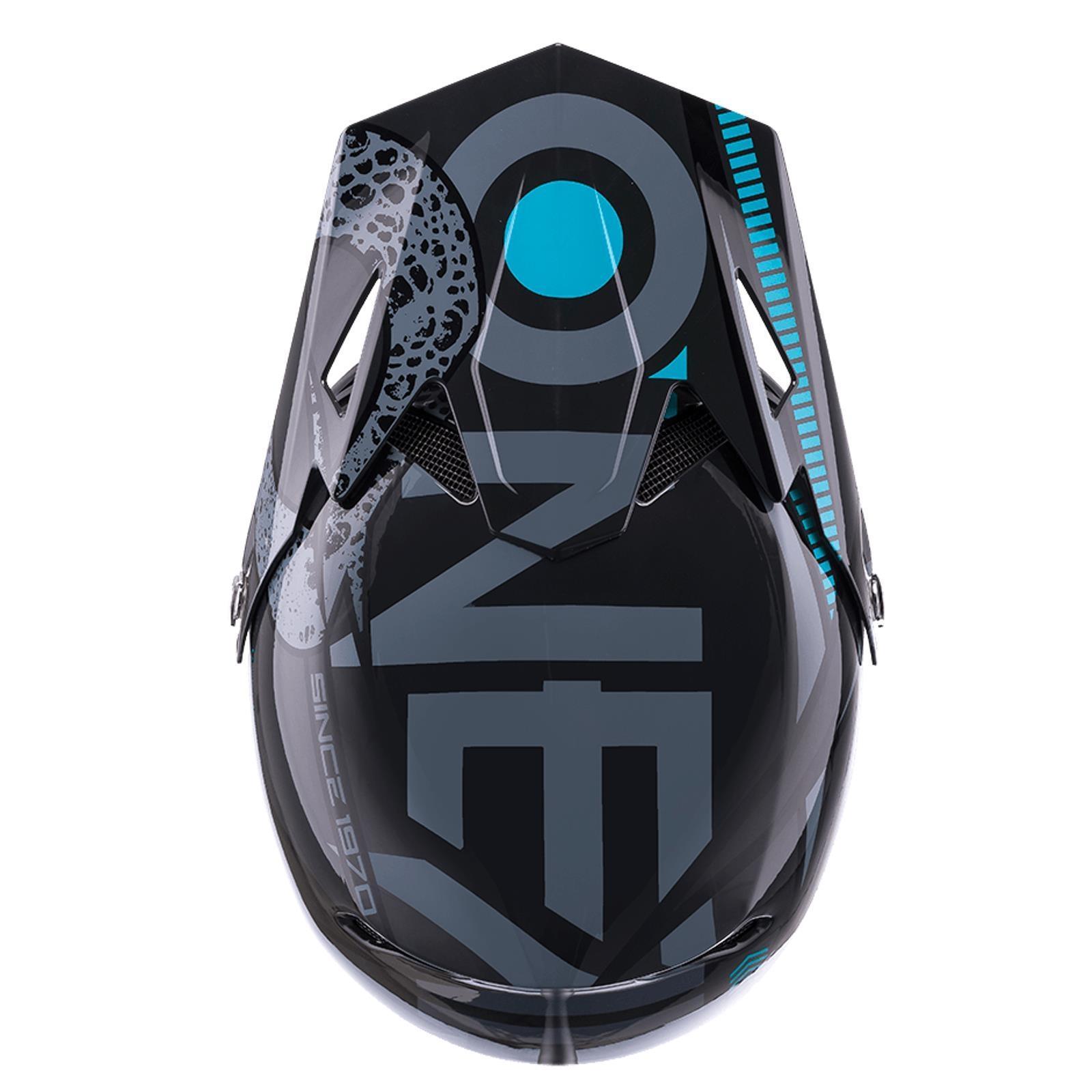 Indexbild 20 - ONeal-Sonus-Strike-Fahrrad-Helm-All-Mountain-Bike-MTB-Downhill-Fullface-Fidlock