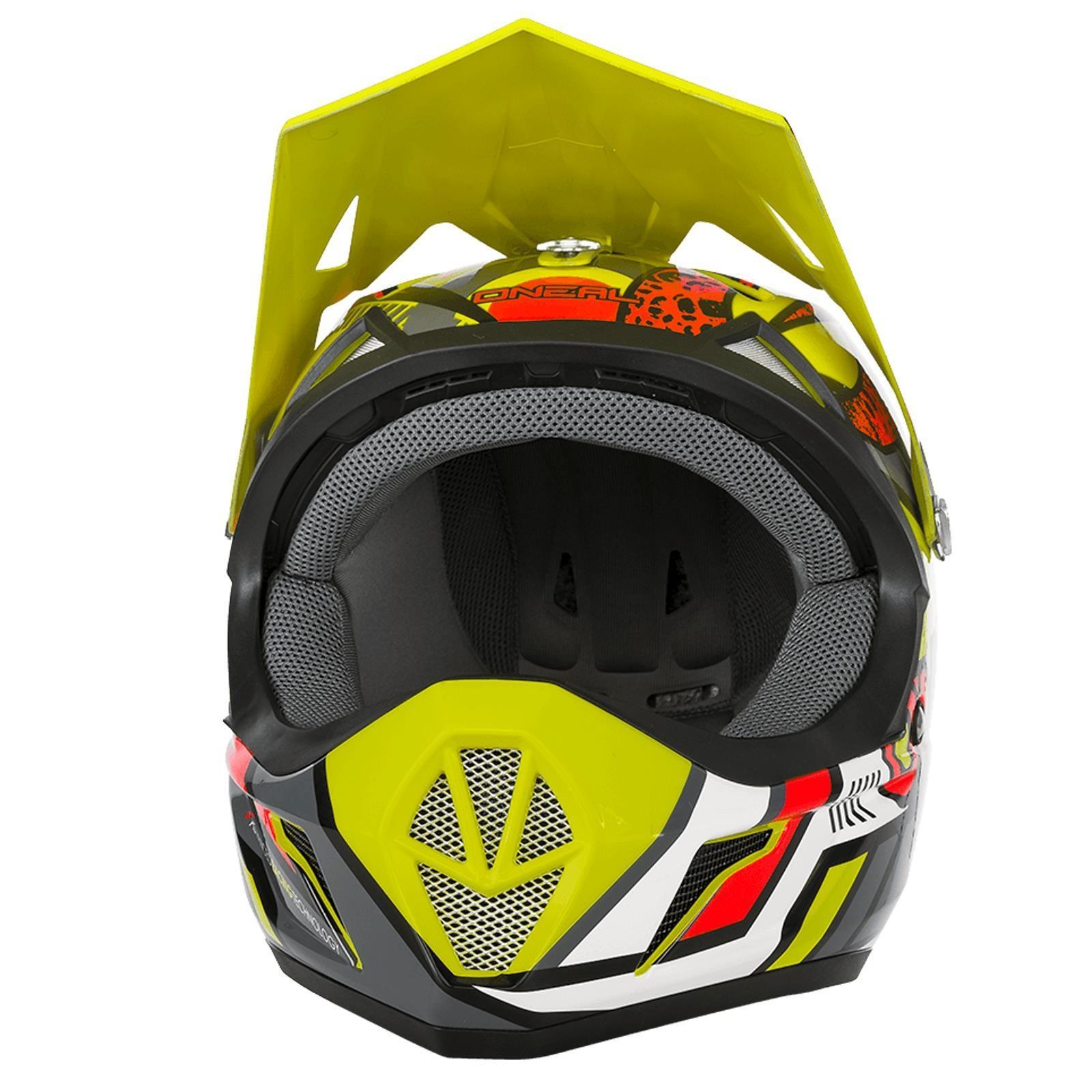 Indexbild 15 - ONeal-Sonus-Strike-Fahrrad-Helm-All-Mountain-Bike-MTB-Downhill-Fullface-Fidlock