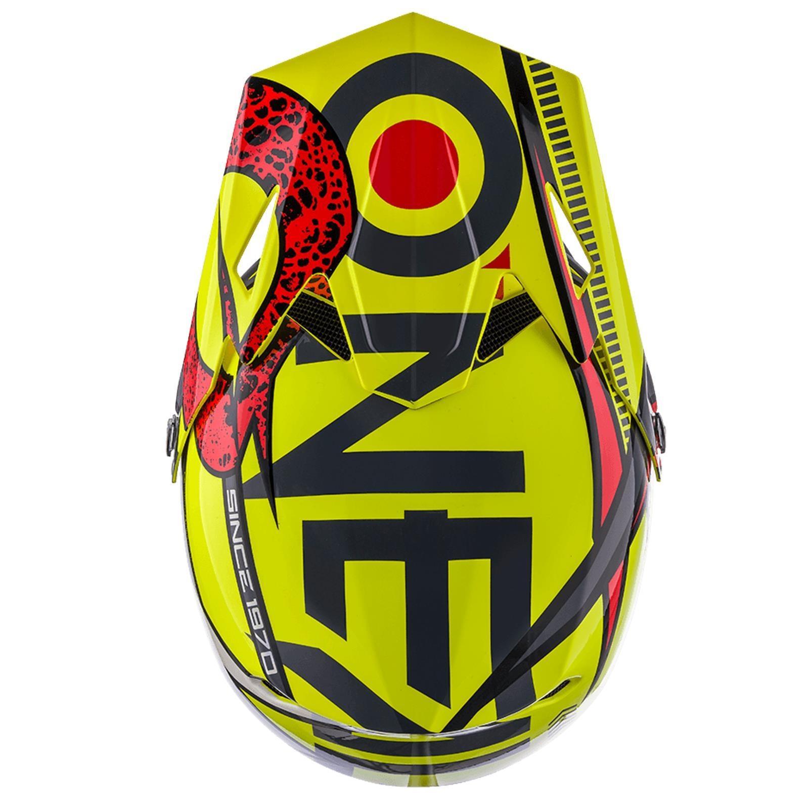 Indexbild 16 - ONeal-Sonus-Strike-Fahrrad-Helm-All-Mountain-Bike-MTB-Downhill-Fullface-Fidlock