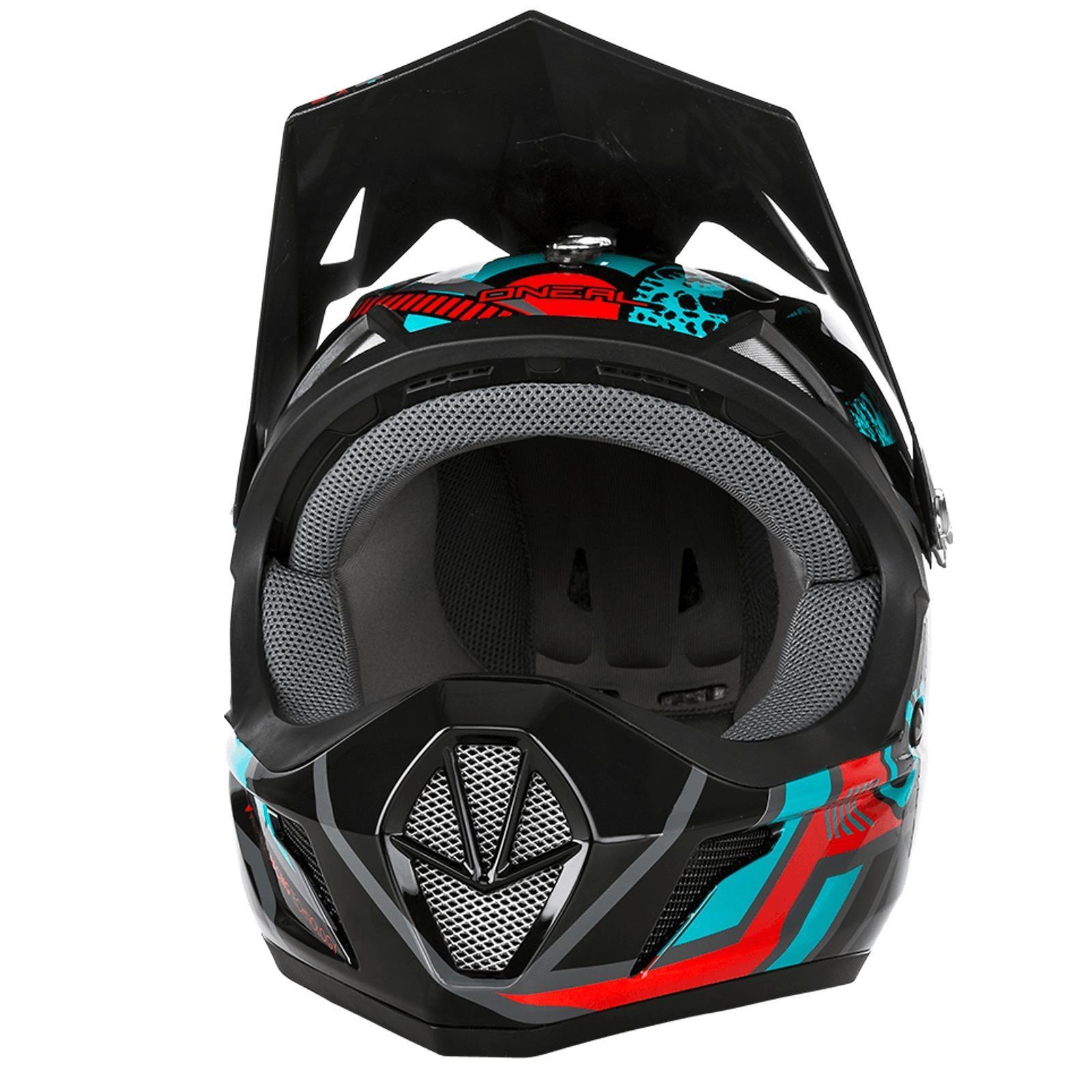 Indexbild 34 - ONeal-Sonus-Strike-Fahrrad-Helm-All-Mountain-Bike-MTB-Downhill-Fullface-Fidlock
