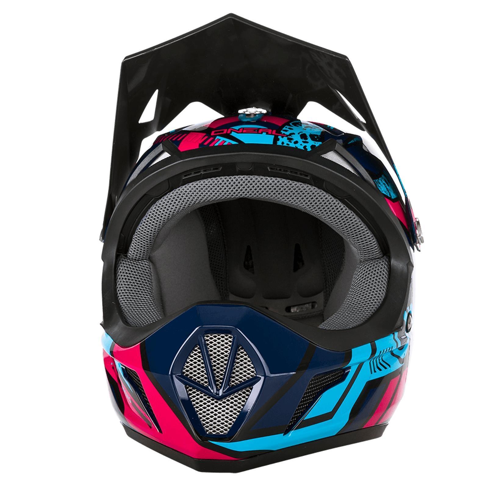 Indexbild 10 - ONeal-Sonus-Strike-Fahrrad-Helm-All-Mountain-Bike-MTB-Downhill-Fullface-Fidlock