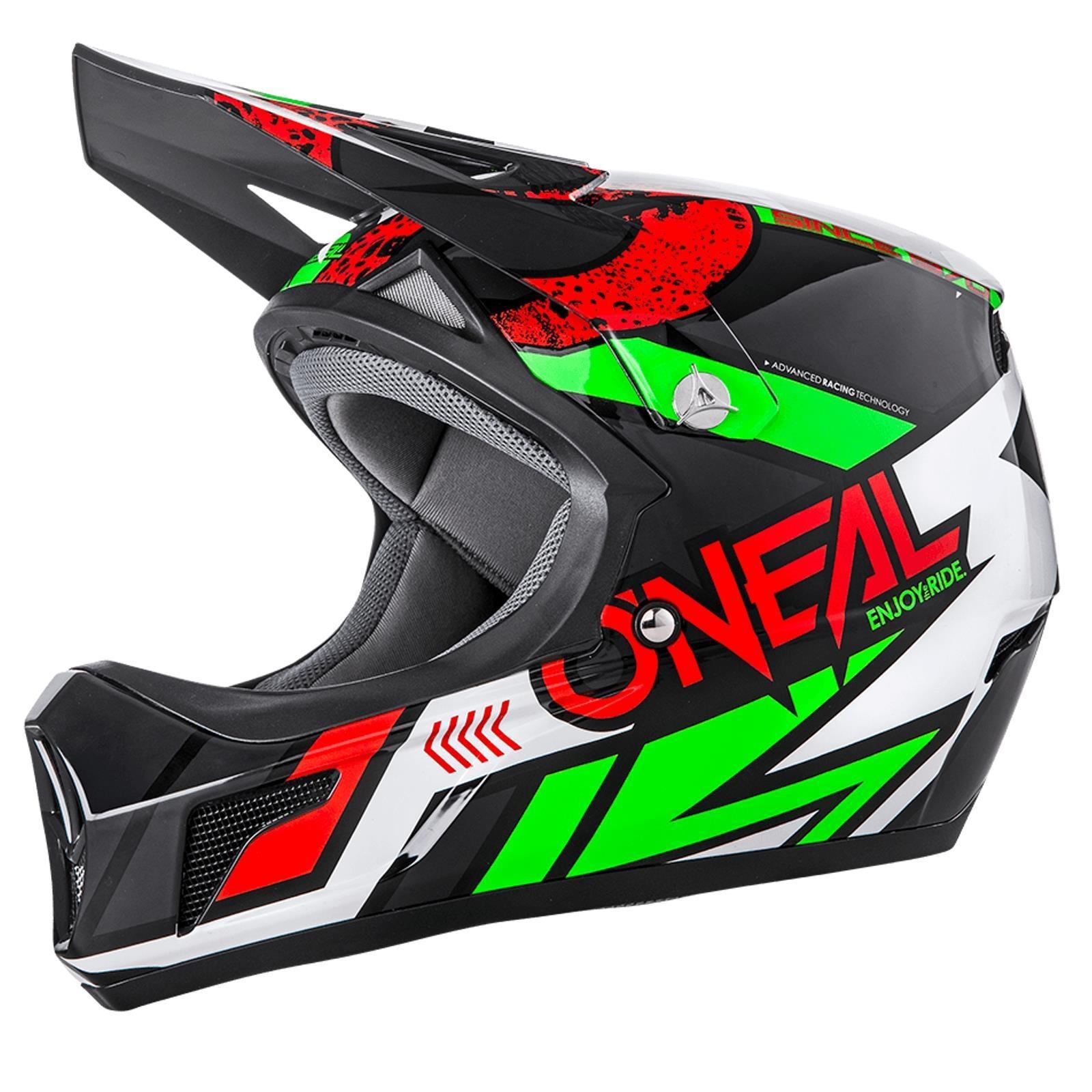 Indexbild 12 - ONeal-Sonus-Strike-Fahrrad-Helm-All-Mountain-Bike-MTB-Downhill-Fullface-Fidlock