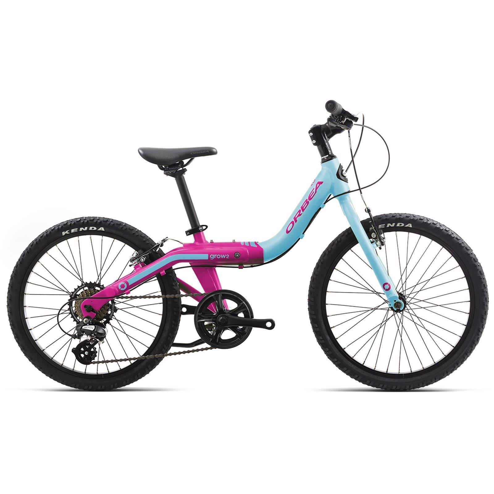 orbea grow 2 kinder fahrrad 20 zoll 7 gang rad aluminium. Black Bedroom Furniture Sets. Home Design Ideas