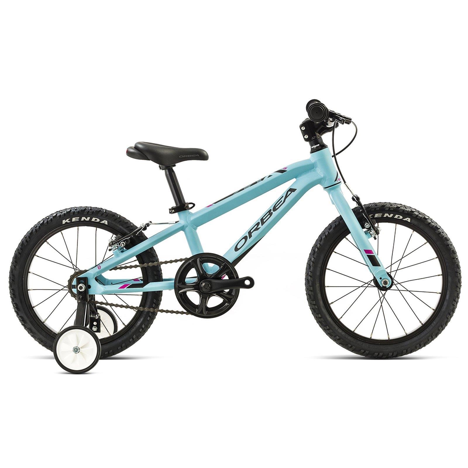 Orbea MX 16 Zoll MTB Kinder Fahrrad Stütz Rad Aluminium Mountain ...