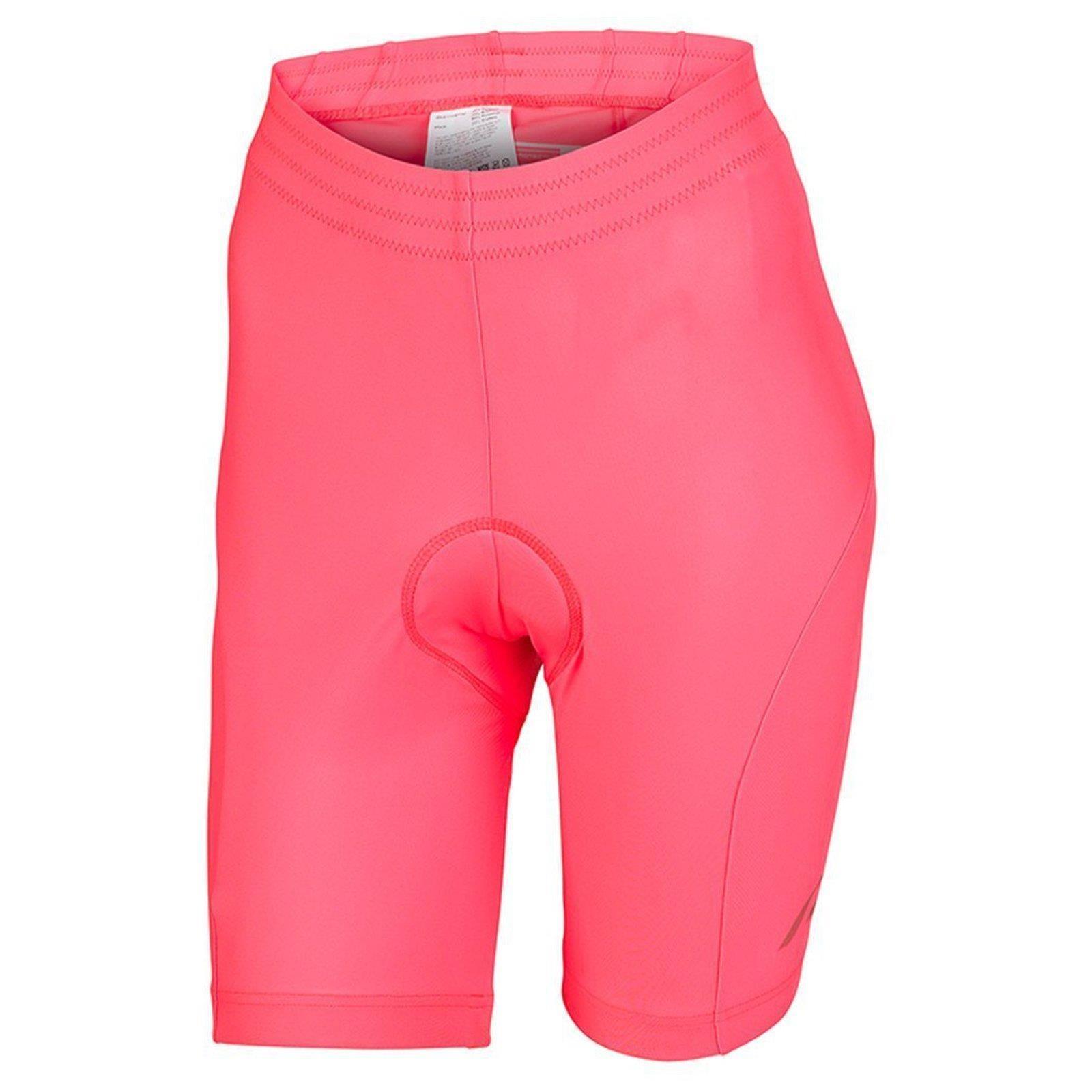 protective damen bund hose catania coral pink fahrrad kurz. Black Bedroom Furniture Sets. Home Design Ideas