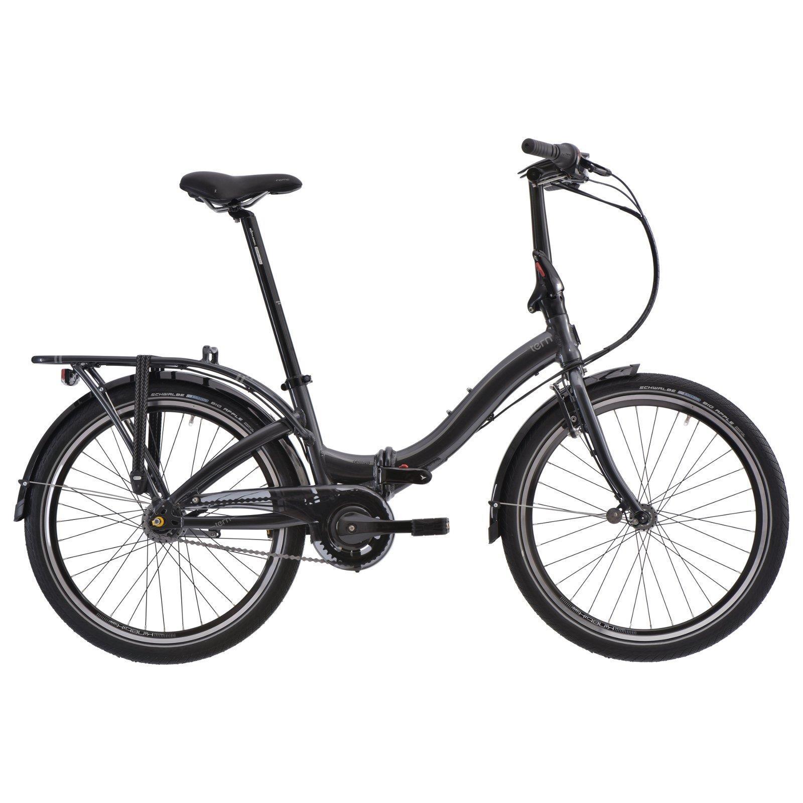 tern faltrad castro p7i 24 7 gang klapp fahrrad faltbar. Black Bedroom Furniture Sets. Home Design Ideas