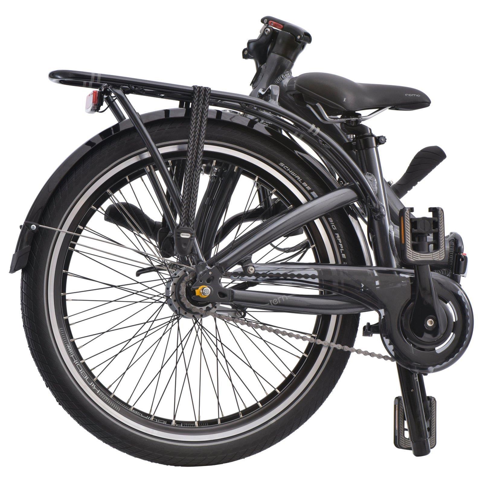 Tern-Faltrad-Castro-P7i-24-034-7-Gang-Klapp-Fahrrad-Faltbar-Aluminium-Gepaecktraeger