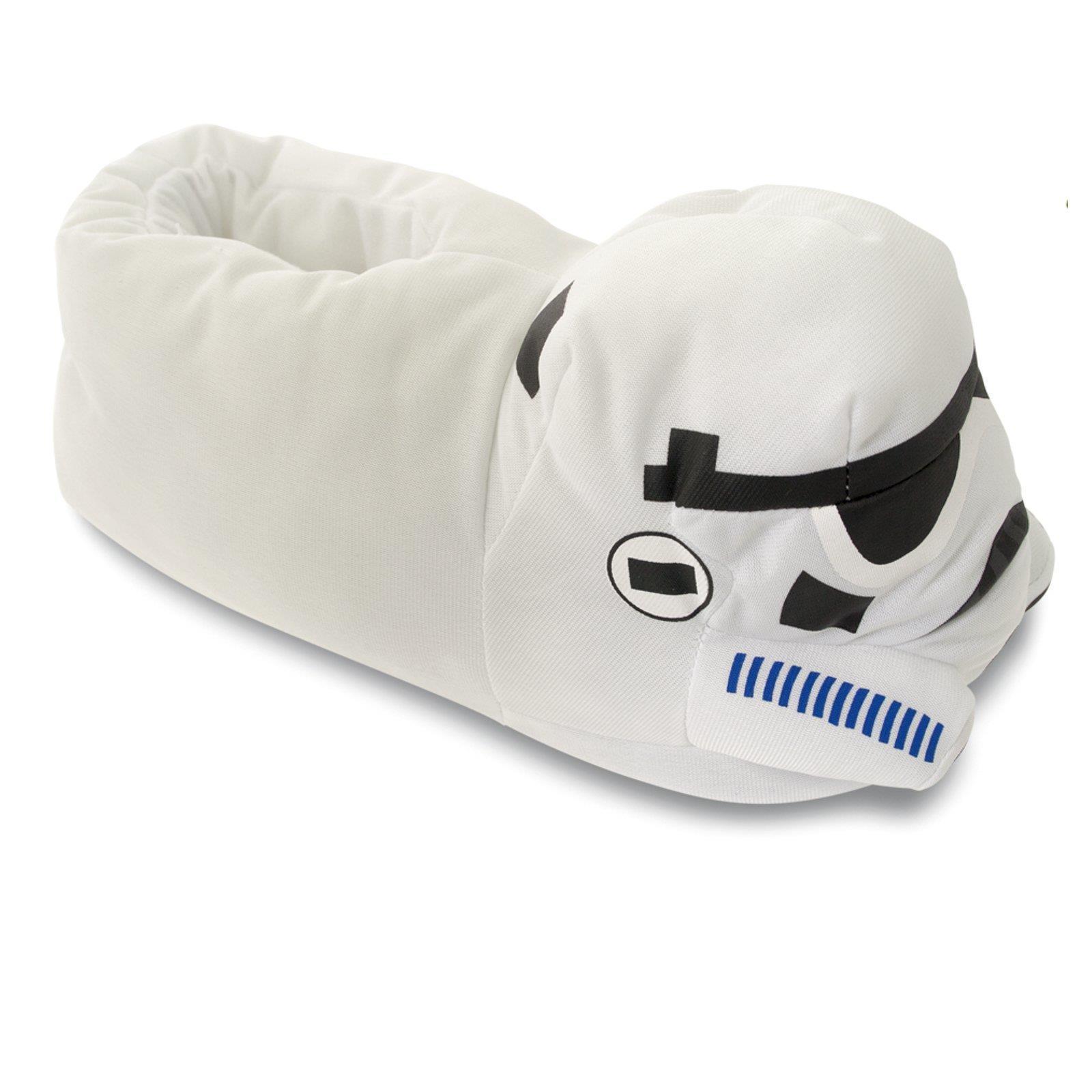 Disney Star Wars Tier Hausschuhe Plüsch Schlappen Pantoffel Puschen weich warm