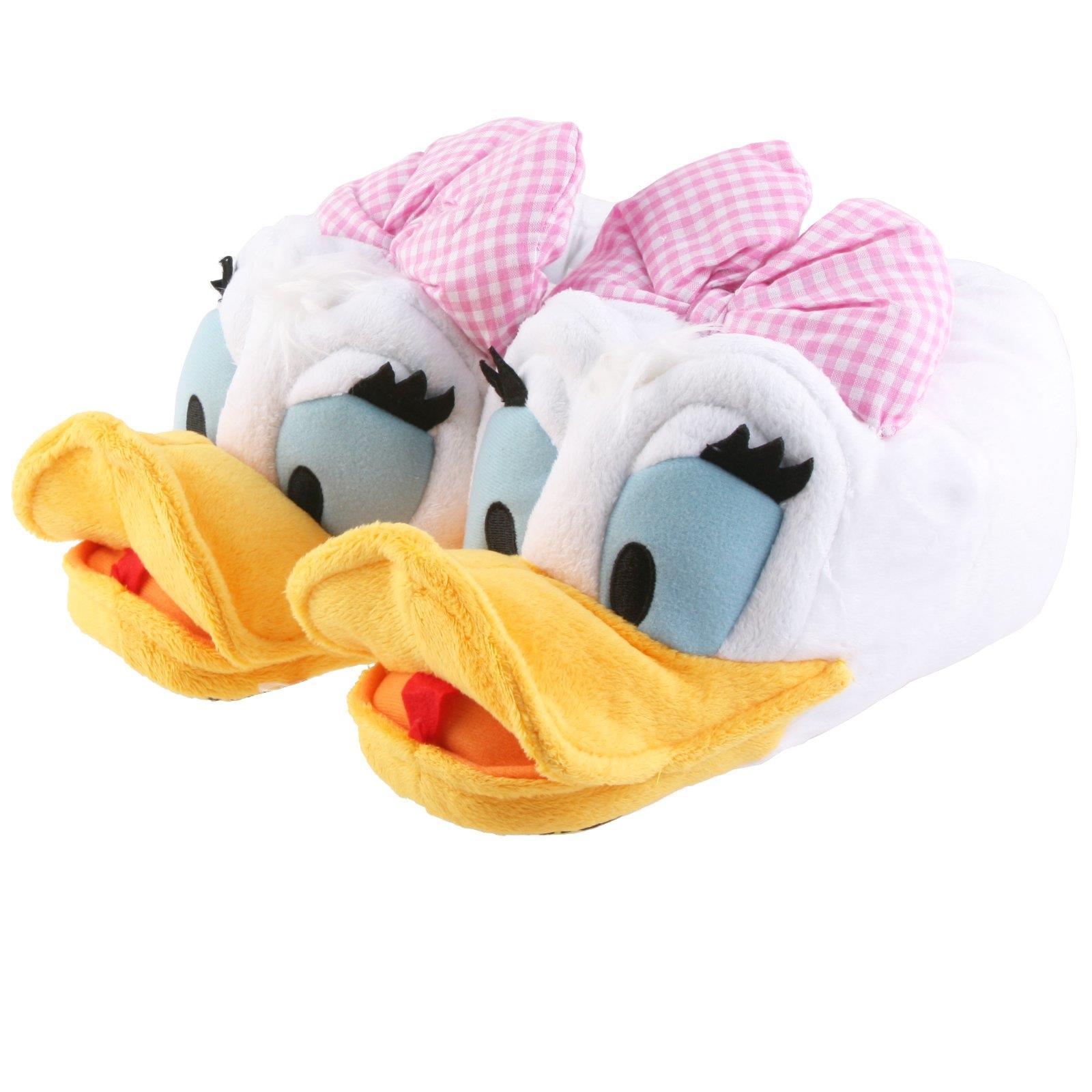 new arrival f8d3d 5e141 Details zu Tier Hausschuhe Plüsch Schlappen Pantoffel Puschen Kinder Jungen  Mädchen Disney