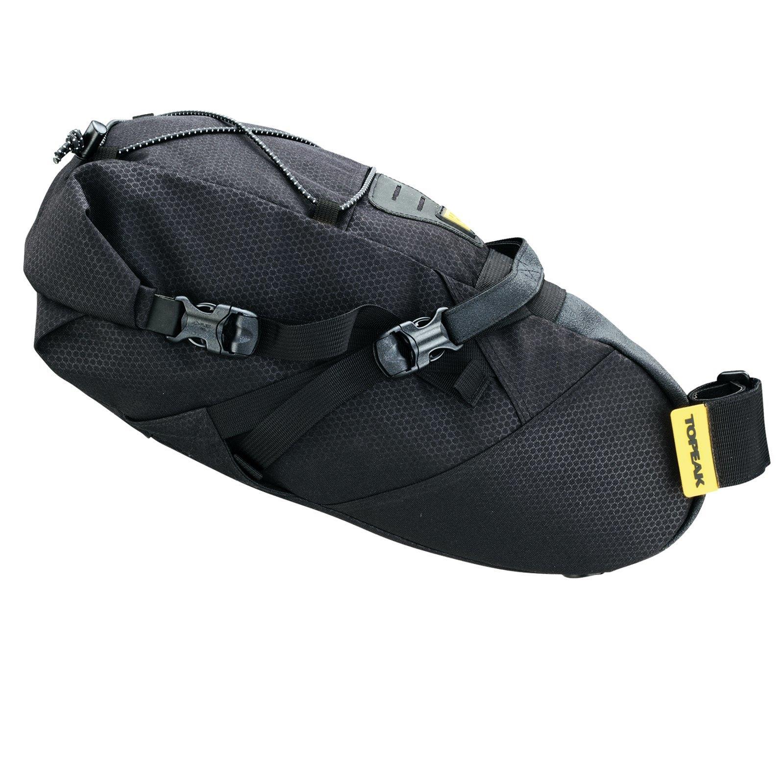 topeak back loader fahrrad tasche bikepacking packsack wasserdicht 6l 10l 15l ebay. Black Bedroom Furniture Sets. Home Design Ideas