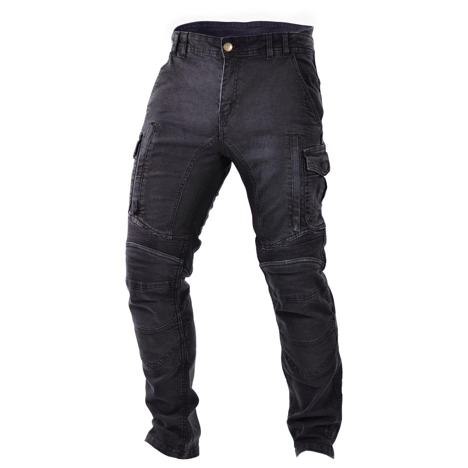 trilobite acid scrambler herren motorrad jeans schwarz. Black Bedroom Furniture Sets. Home Design Ideas