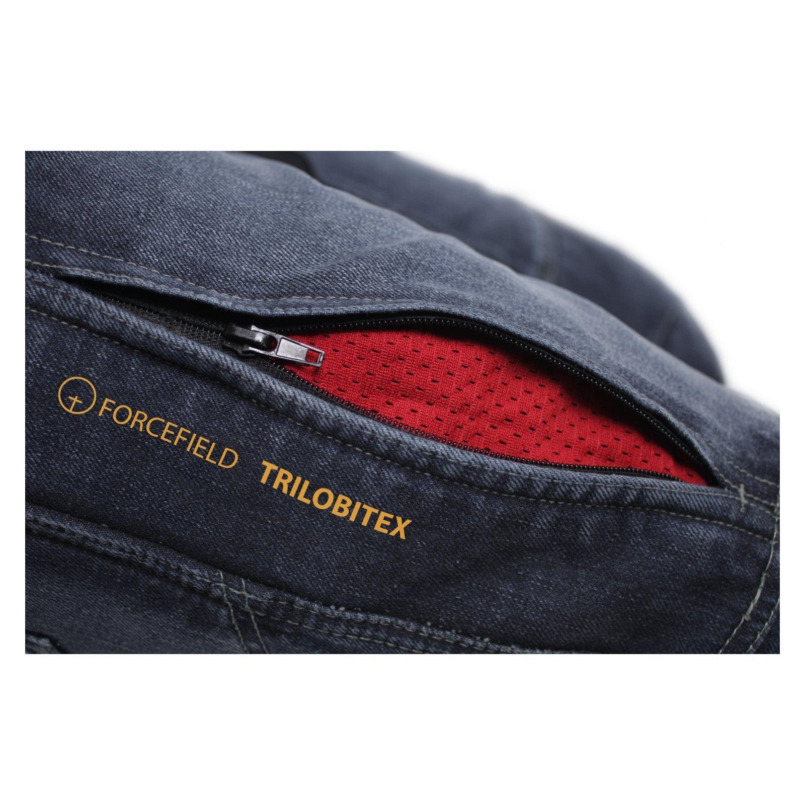 Trilobite-Pantaloni-Moto-Jeans-Abbigliamento-Parado-MICAS-URBAN-DUAL-PANTS-ACID miniatura 80