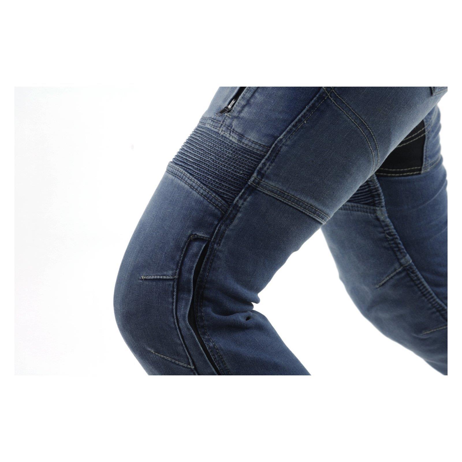 Trilobite-Pantaloni-Moto-Jeans-Abbigliamento-Parado-MICAS-URBAN-DUAL-PANTS-ACID miniatura 82