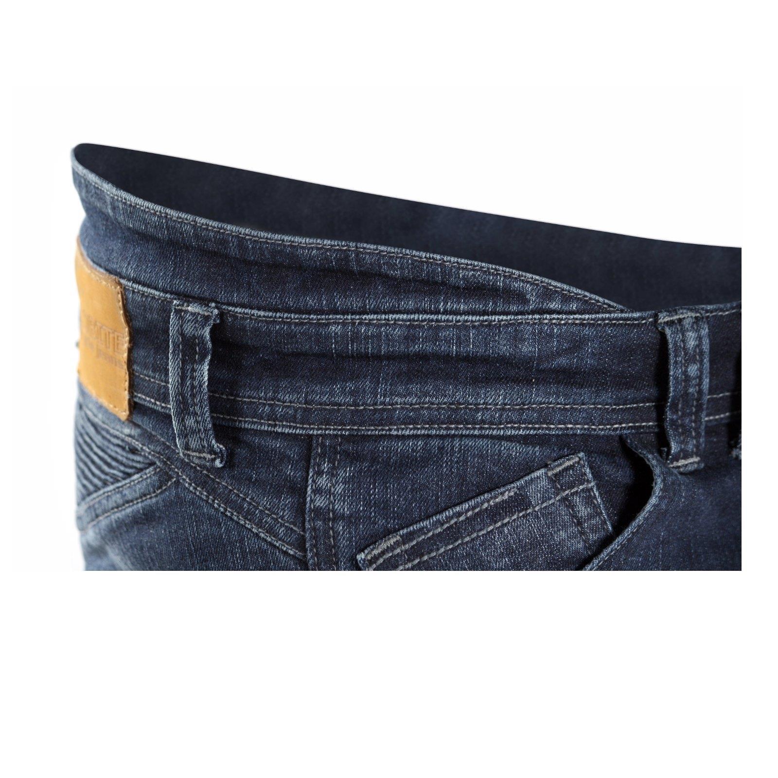 Trilobite-Pantaloni-Moto-Jeans-Abbigliamento-Parado-MICAS-URBAN-DUAL-PANTS-ACID miniatura 19