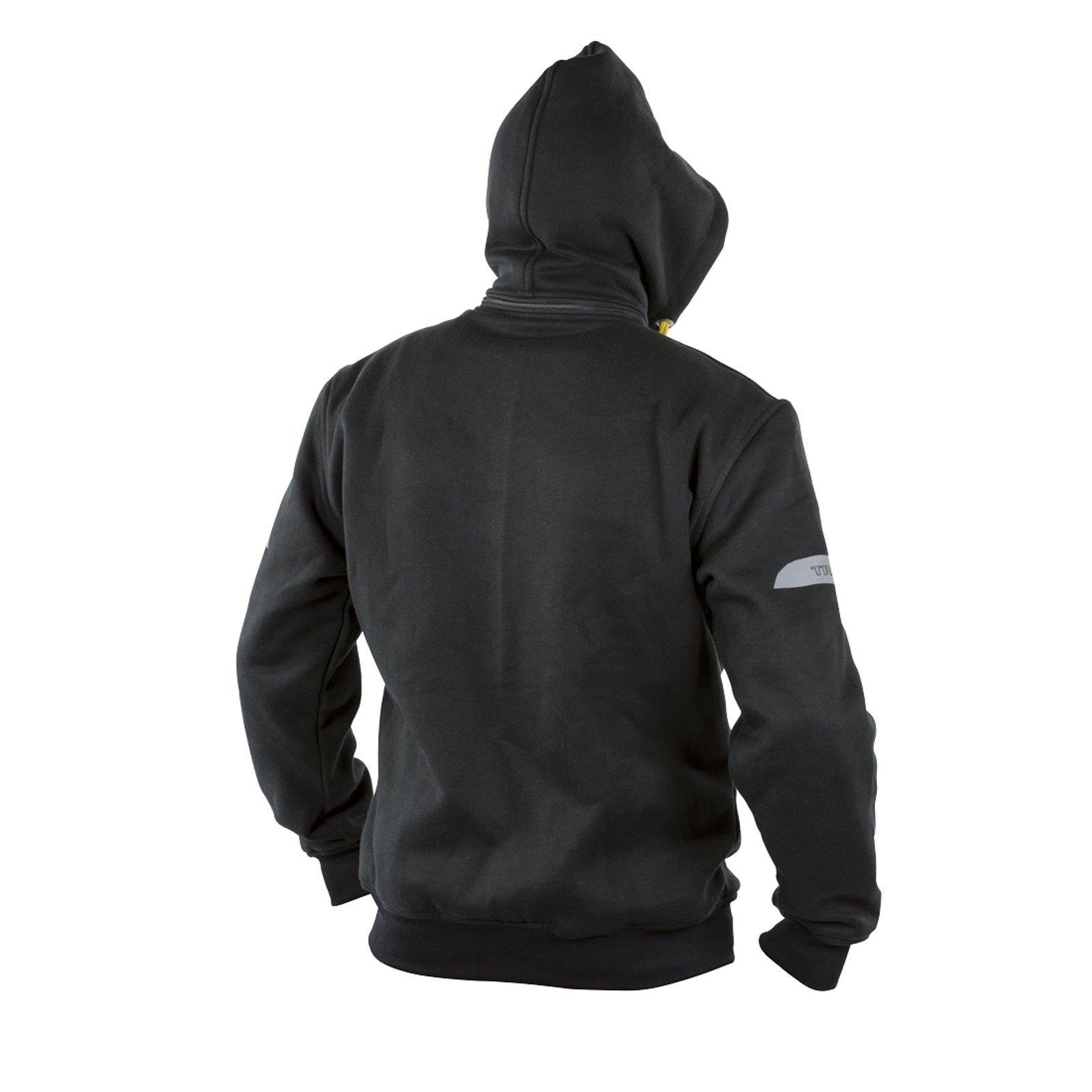 trilobite illenius basic motorrad hoodie kapuzen pullover. Black Bedroom Furniture Sets. Home Design Ideas