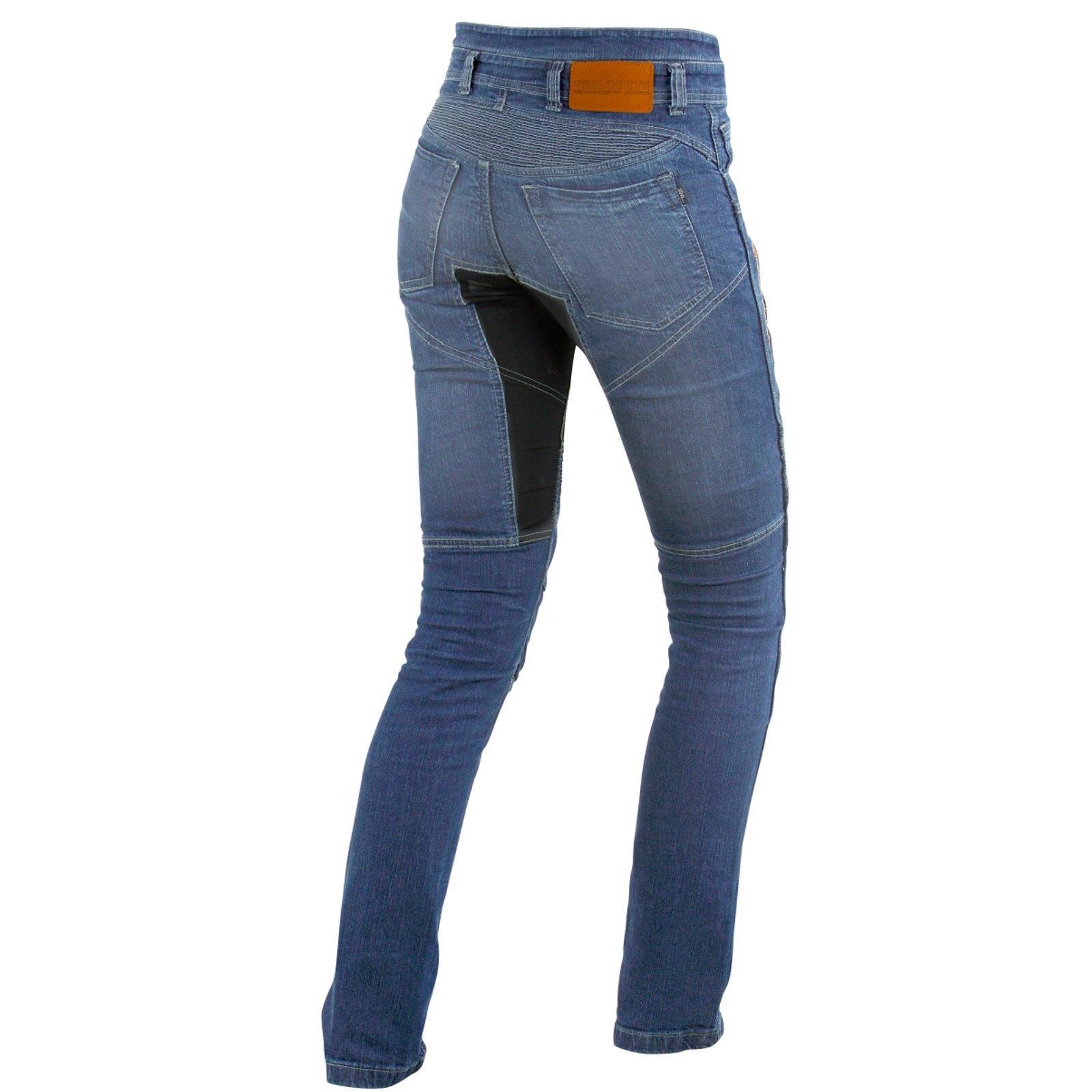 Trilobite-Pantaloni-Moto-Jeans-Abbigliamento-Parado-MICAS-URBAN-DUAL-PANTS-ACID miniatura 68
