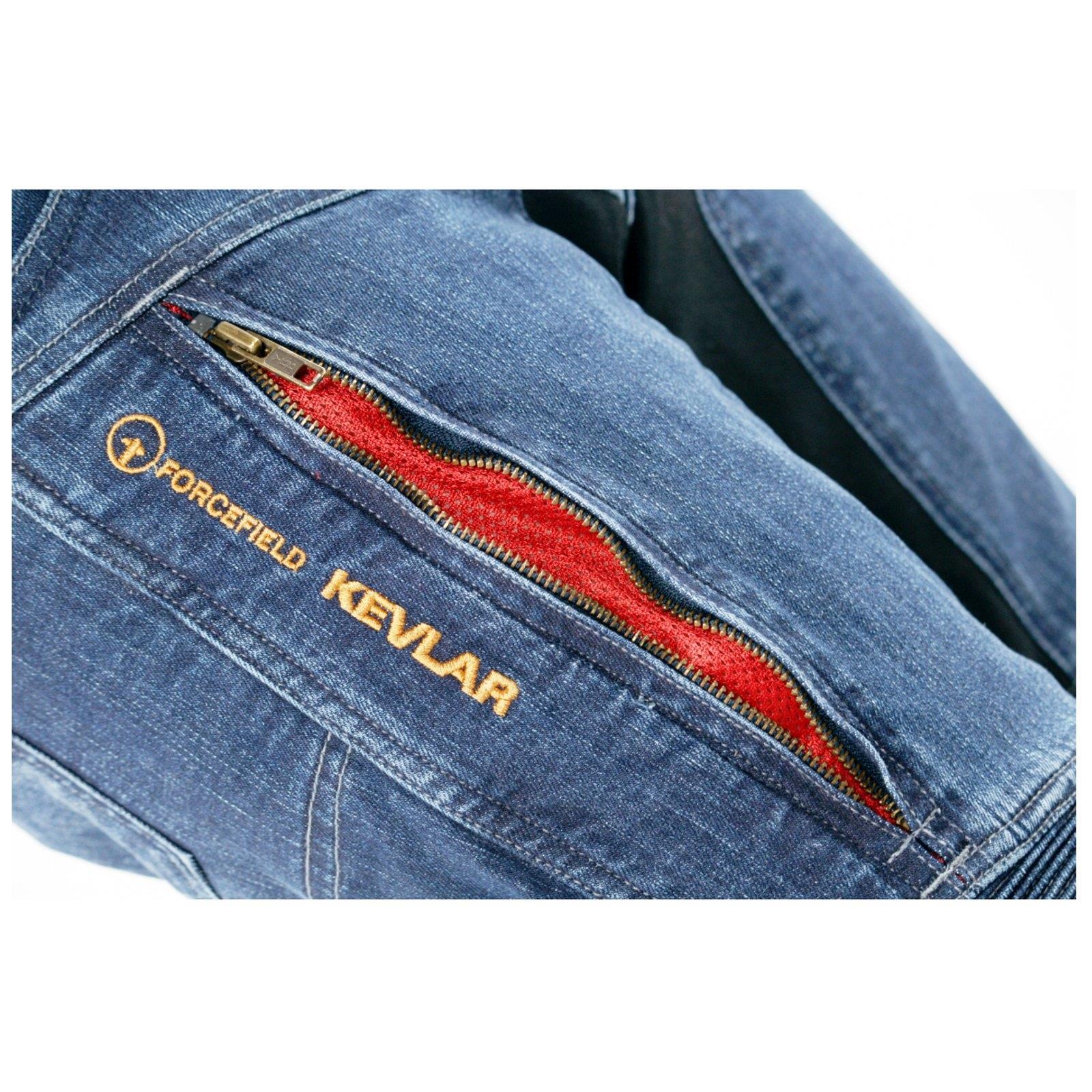Trilobite-Pantaloni-Moto-Jeans-Abbigliamento-Parado-MICAS-URBAN-DUAL-PANTS-ACID miniatura 70