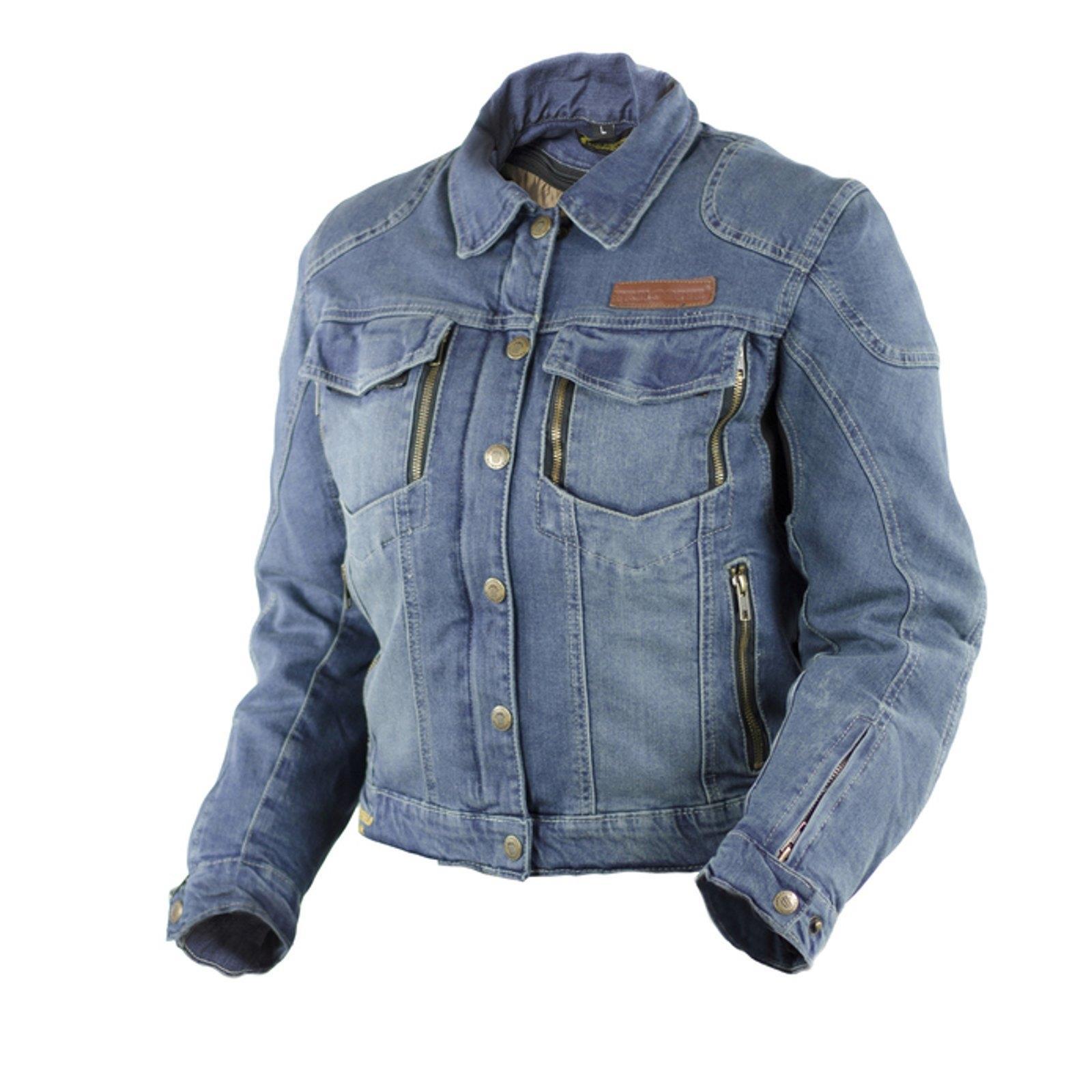Trilobite-paradoxale-veste-pantalon-protecteur-incl-d-039-aramide-Moto-Jeans-Hommes-Femmes miniature 2