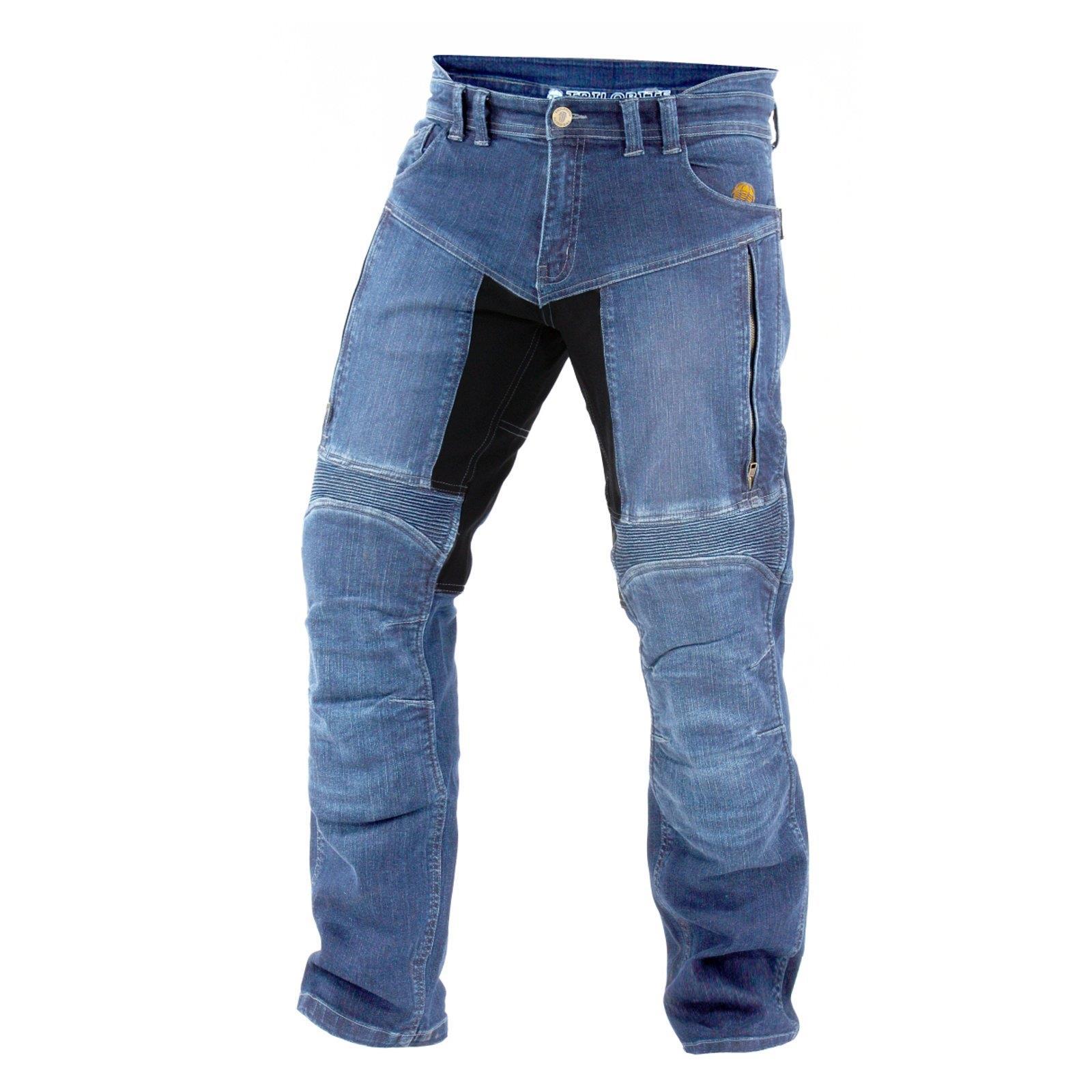 Trilobite-Pantaloni-Moto-Jeans-Abbigliamento-Parado-MICAS-URBAN-DUAL-PANTS-ACID miniatura 40