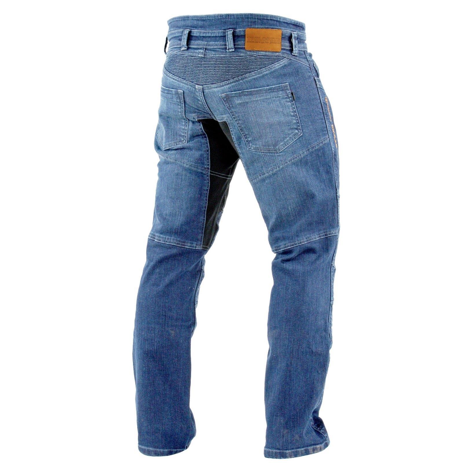 Trilobite-Pantaloni-Moto-Jeans-Abbigliamento-Parado-MICAS-URBAN-DUAL-PANTS-ACID miniatura 41