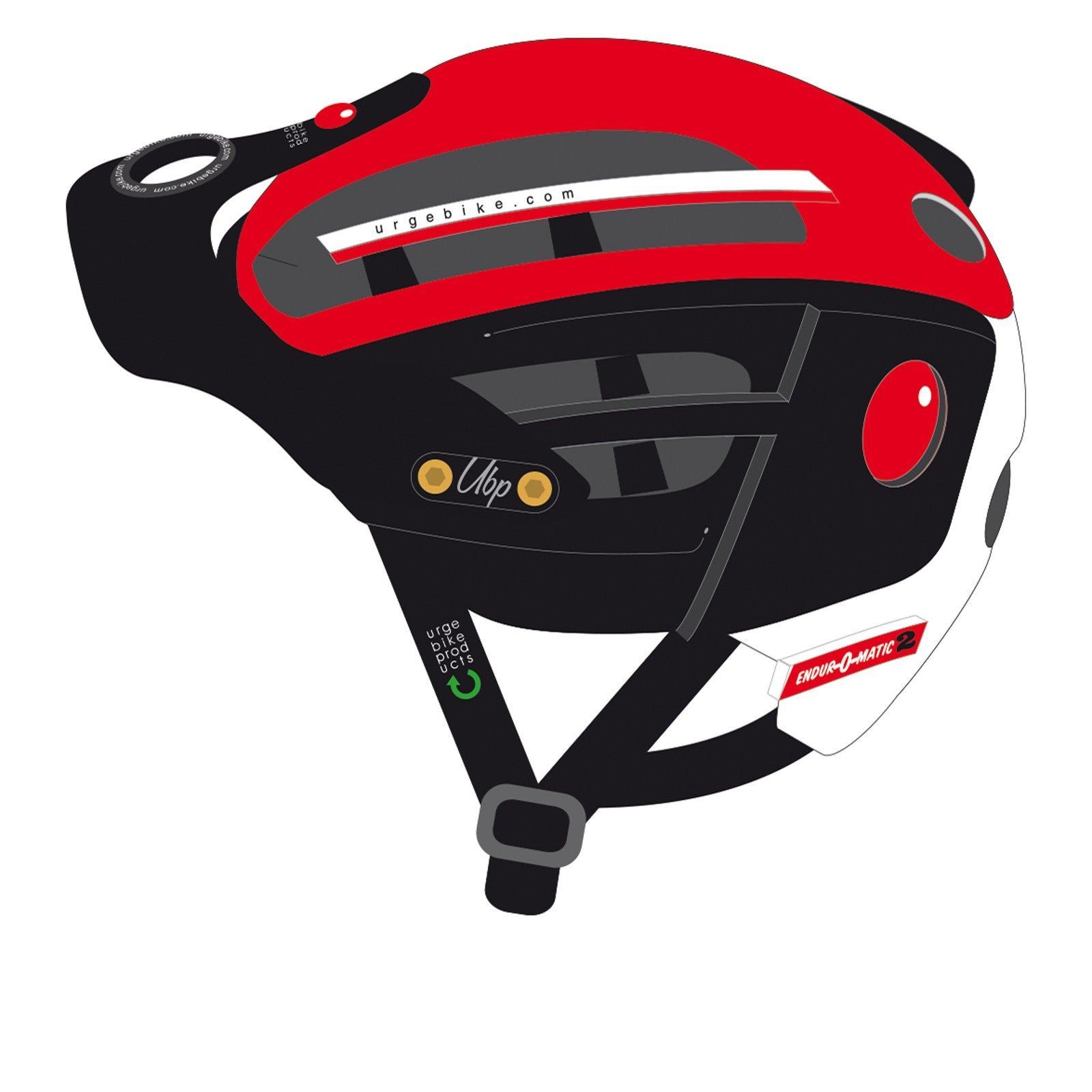 Urge Endur-o-matic 2 Fahrrad Fahrrad Fahrrad Enduro Helm All Mountain Bike DIRT XC MTB komfort add862